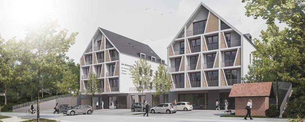 Schorerhof Langerringen - Gemeindehaus und neuer Firmensitz