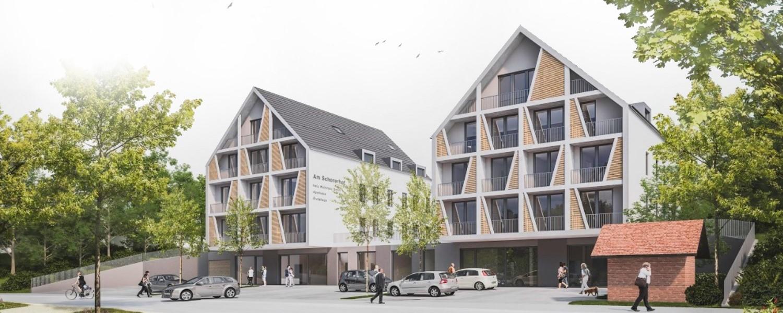 Schorerhof Langerringen - Medizinisches Versorgungszentrum und neuer Firmensitz